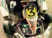 Excelente karting 125 de competiçao