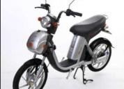 Excelente bicicleta eletrica 500w 48v novas