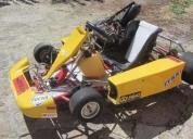 Excelente karting rotax 125