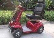 Vendo scooter mobilidade reduzida_novo c/garantia