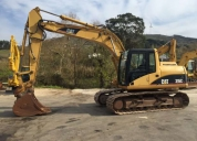 Excelente caterpillar 315cl ano 2005
