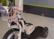 Vendo triciclo eléctrico