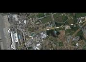 Excelente terreno para arrendamento ao aeroporto