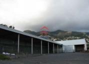 Terreno industrial-funchal, sto. antónio-com 400m2