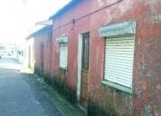 Vendo excelente moradias para restauro