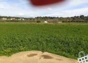 Terreno agrícola, usado, para venda