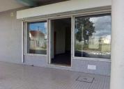 Loja / espaço comercial: 2 pisos