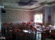 Restaurante com no Largo do Rato 70 m2