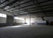 Armazém c/7 mt pé direito, 300 m2 escritórios
