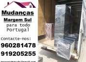 Mudanças rápido margem sul para portugal 919205255