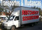 Transportes e mudanças  setúbal 925597220  seixal paivas