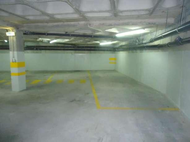 lugares de garagem duplos
