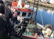 Oportunidade!. embarcação com licenças-urgente