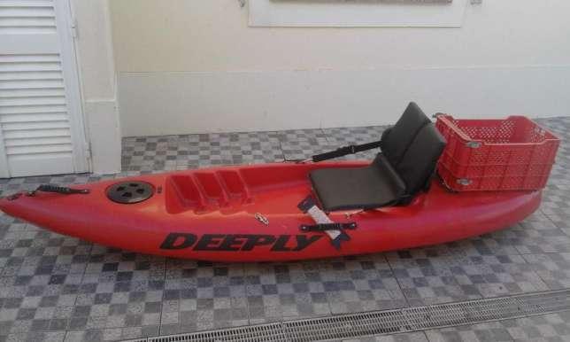 Excelente kayak