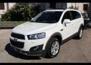 Chevrolet captiva 2.2 vcdi seven xtreme aut. contactarse.