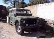 Excelente jeep land rover antigo