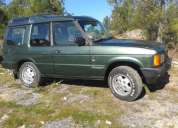 Excelente land rover discovery