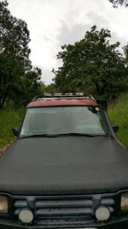 Excelente jeep land rover discovery