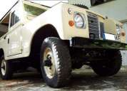 Excelente land rover serie iii regular 88-1976