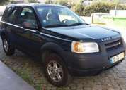 Land rover freelander, oportunidade!.