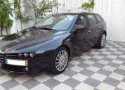 Oportunidade! alfa romeo 159 sportwagon sw 1.9 diesel 150cv