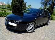 Alfa romeo 159 sportwagon sw 2.0 jtdm distinctive. contactarse.