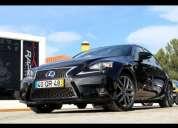 Lexus is 300 h f-sport, contactarse.