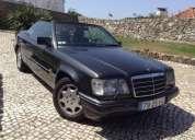 Mercedes e200 descapotavel, classico, contactarse.