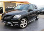 Oportunidade! mercedes-benz ml 250 bluetec