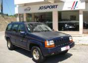 Excelente jeep grand cherokee 2.5 td official