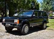 Excelente jeep cherokee xj 4.0cc gpl