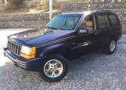 Excelente jeep grand cherokee 2.5 limited