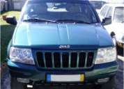 Excelente jeep grand cherokee limited 3.1td