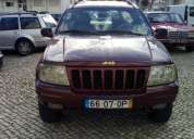 Vendo jeep grand cherokee wj ou troco por monovolume. contactarse.