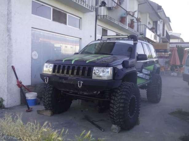 Vendo Excelente Jeep Grand Cherokee V8 5.2 Full Extras, Moimenta Da Beira    Doplim   80645