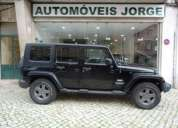 Excelente jeep wrangler 2.8 crd atx sahara