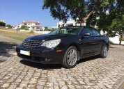 Aproveite! chrysler sebring cabrio 2.0crd limited