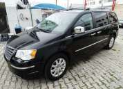 Chrysler grand voyager 2.8 crd atx li.stow go, aproveite!