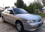 Excelente hyundai accent 1.3 is coupe