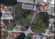 Excelente terreno em milheirós para arrendamento com 13500m2.