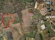 Terreno ( 45.250 m2) + habitação ( 500 m2 ) contactarse.