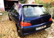 Peugeot 106 green. aproveite!.