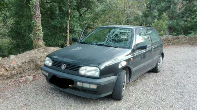 vw golf comercial 1.9 td. Oportunidade!
