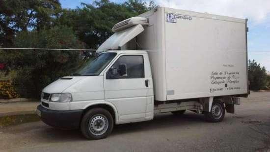 Excelente carrinha frigorifica