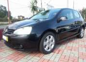 Oportunidade! vw golf 1.900 105cv 10/2005