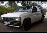 Aproveite! nissan  pick-up 2.5d king cab d a