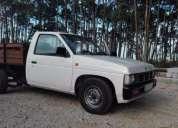 Nissan d21 pickup td25 1995 ano