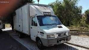 Excelente carrinha iveco daily turbo diesel 2.8