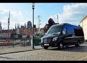 Aproveite!. mercedes-benz  sprinter mini bus