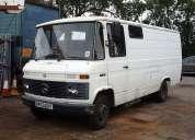 Vendo carrinha comercial mercedez 407d, contactarse.